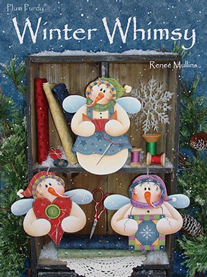 Winter Whimsy by Renee' Mullins