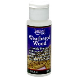 Weathered Wood - 2oz