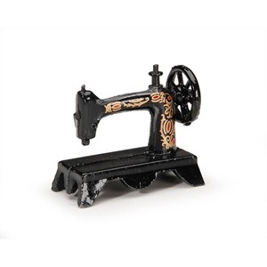 "Mini Sewing Machine - 1 1/8"" tall"