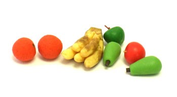 Mini Assorted Fruit - 7pc
