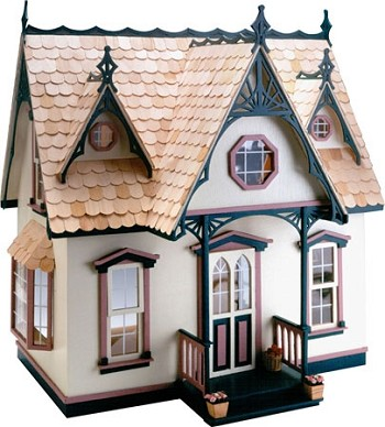 Dollhouse Kit - The Orchid House
