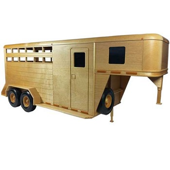 "The Horse Trailer Plan (22"")"