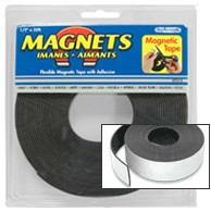 "Magnetic Tape - 1/2"" x 25'"