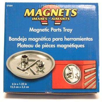 "Magnetic Parts Tray - 6"" x 1 1/4"""