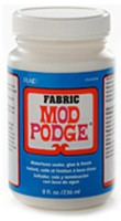 Mod Podge - Fabric 8oz