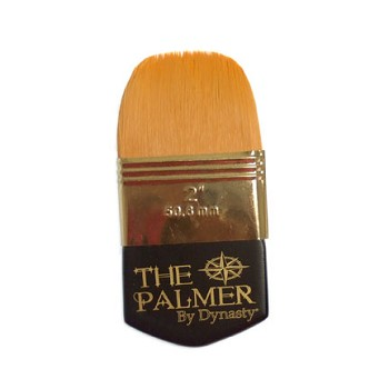 Palmer Synthetic Filbert 2""