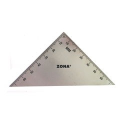 "Zona-Triangle 3"" Stainless"