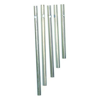 "Wind Chime (5pc) up to 5"" x 1/4"" dia"