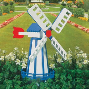 "Plan-Dutch Windmill (33"" tower)"