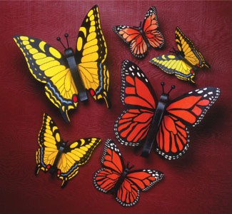 "Plan-Yard Butterflies (up to 21"" wide)"