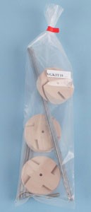 Whirling Wing Parts Kit - 3 Sets