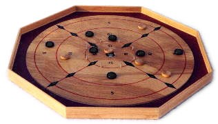 "Plan-Crokinole Board (26"")"
