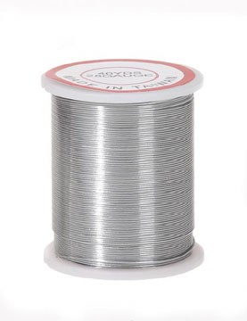 Wire - 28 Gauge Silver - 40yds (120')