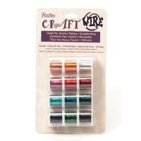 Coloured 26 Gauge Wire - Set #1 - 12pc