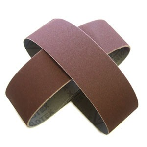 "Sanding Belt 1"" x 30"" 80 Grit - 1pc"