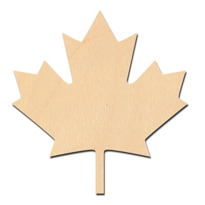 Maple Leaf 3 Quot