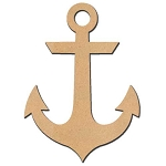 Ship Anchor - 12
