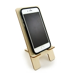 Cell Phone Stand (2pc slotted) - 7 1/2