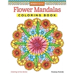 Flower Mandalas Coloring