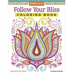 Creative Coloring Follow Your Bliss