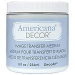 Decor Image Transfer Medium 8oz