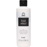 Frost Effect Top Coat - 8oz