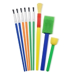Krafty Kids Brush Medley Set - 9pc