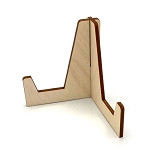 Display Stand (2pc slotted) - 2 3/4