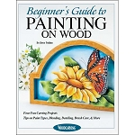 Beginner Guide Book to Painting on Wood
