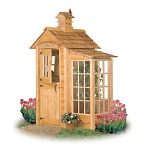 Plan - Garden Shed & Accents (52