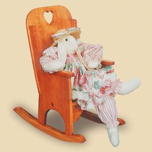 Plan Child S Rocking Chair