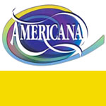 Cadmium Yellow Americana Paint - 2oz