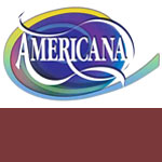 Deep Burgundy Americana Paint - 8oz