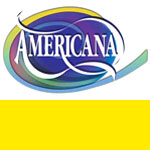 Bright Yellow Americana Paint - 2oz