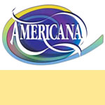 Banana Cream Americana Paint - 2oz