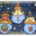Cyndi Combs Packet - Merry Mittens Packet