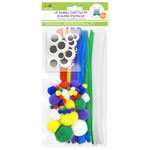 Krafy Kids Craft Pack - Primary