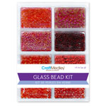 Glass Bead Kit 45g - Rouge