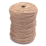 Hemp Cord 4mm Natural - 100 meters