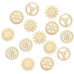 Laser Cut Wood Shapes - Gears & Cogs
