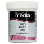 Media Gesso White - 4oz
