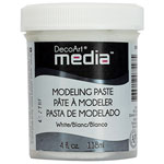 Media Modeling Paste White - 4oz