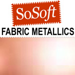 SoSoft Metallics Rose Gold - 2oz