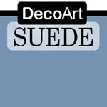 Suede Paint Powder Blue - 2oz