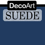 Suede Paint Midnight Blue - 2oz
