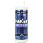DuraClear Iridescent Finish - Blue 8oz