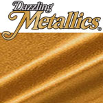 Dazzling Metallics Bright Brass 2oz