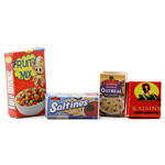 Miniature - Food Box 4pc