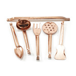 Miniature - 5 Copper Utensils