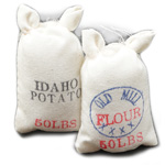 Miniature - Food Sacks 2pc